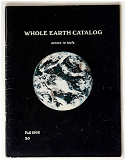 Catalog, Whole Earth Catalog: access to tools, Fall 1968