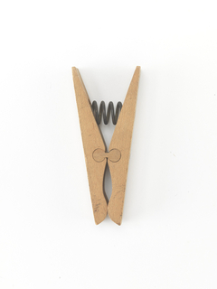 Patent Model For A Clothespin, Patent No. 63,759 (USA)