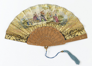 Pleated Fan