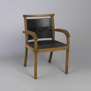 Ledoux (variant) Chair Model, 1991