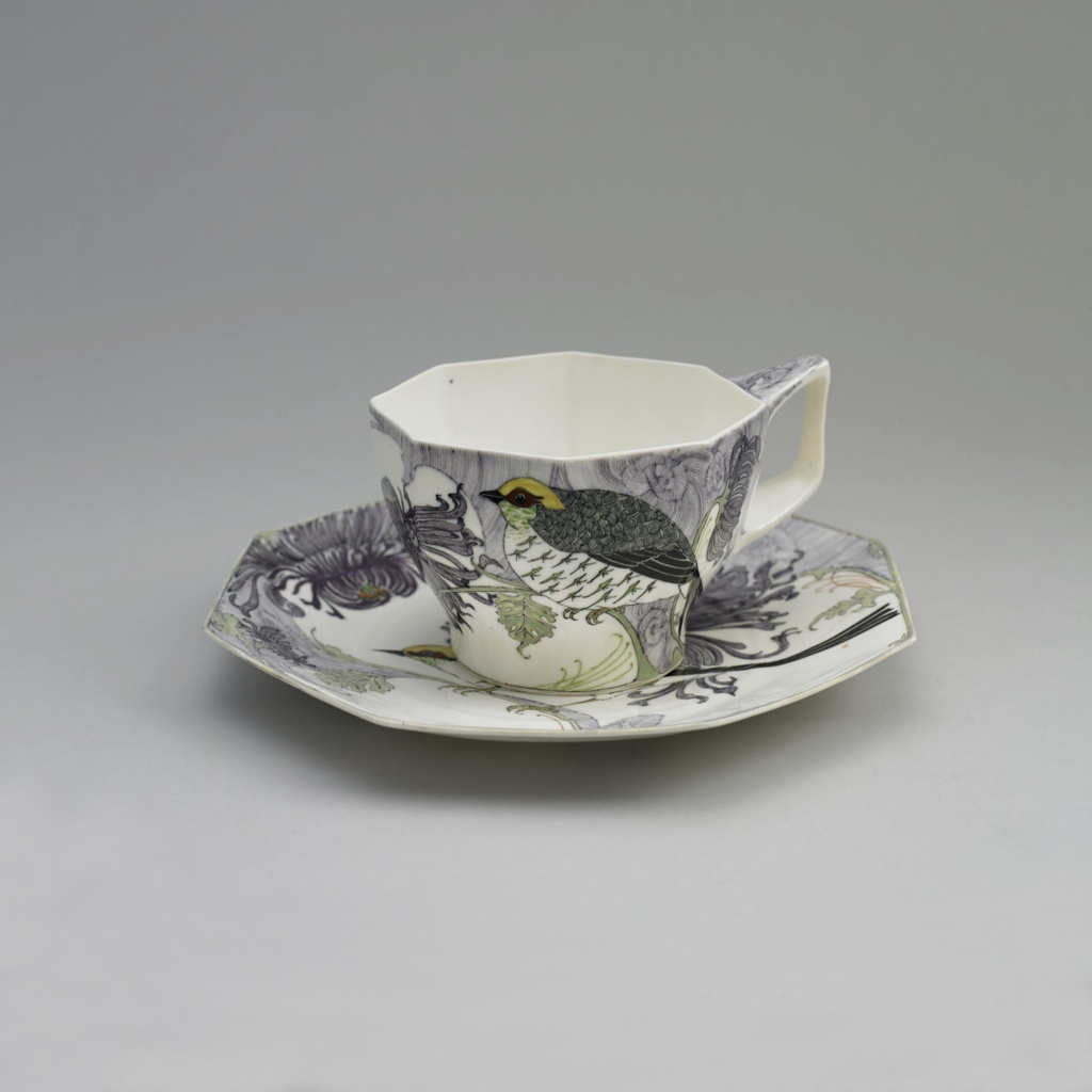 Cup And Saucer, 1901–1902