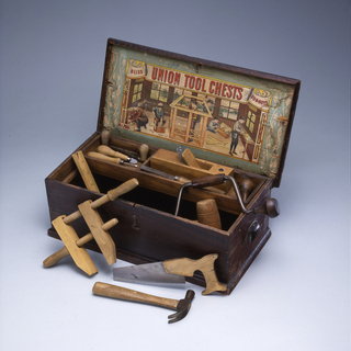 Child's Tool Chest (USA), 1900–24