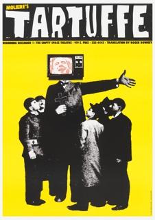 Poster, Tartuffe
