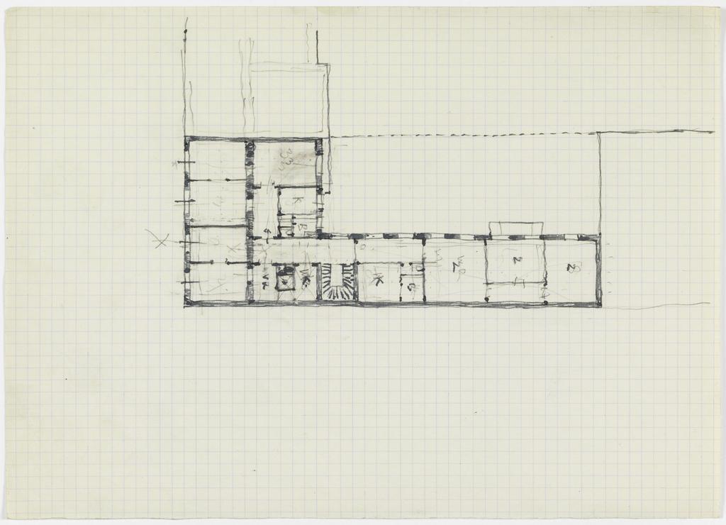 Architectural plan.