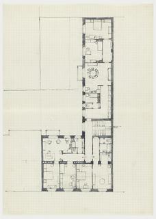 Architectural floor plan.