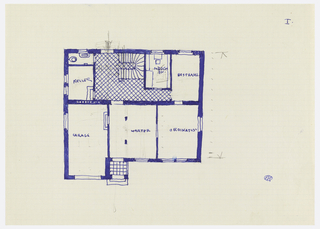 Architectural floor plan.