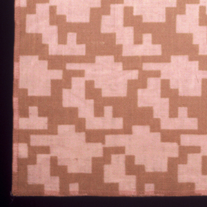Samples of furnishing fabric.