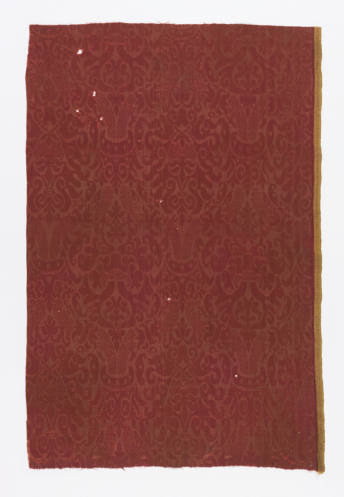Fragment (Spain), 16th–17th century
