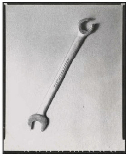 "Photograph, The ""Superrench""—Two-Ended Wrench, 1955"