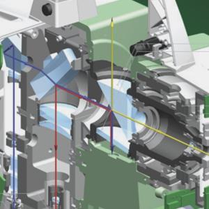 3D Laser Scanner, ScanStation C10, 2010