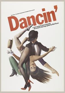 Poster, Dancin'