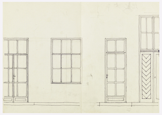 Design of doorways and windows.