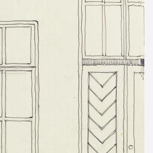 Design of doorways and windows.