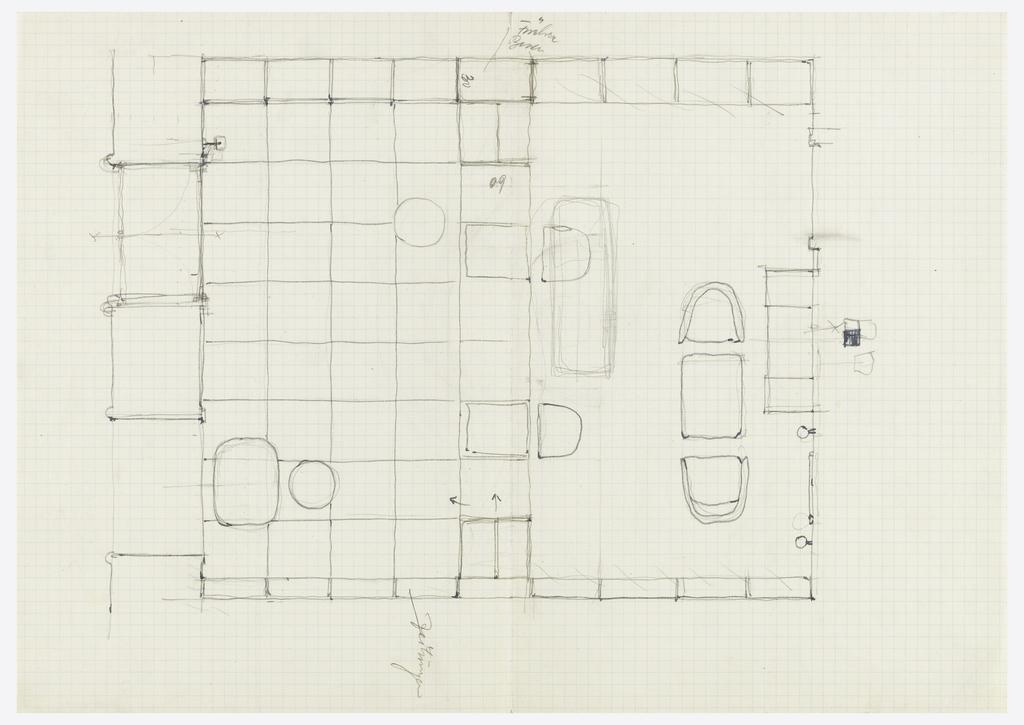 Floor plan.