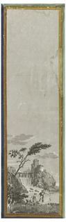 Scenic Panel, Les Portiques D'Athenes