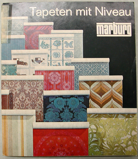 Sample Book, Tapeten mit Niveau, 1970–71