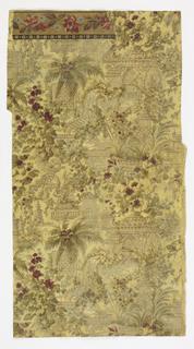 Sidewall (possibly USA), 1875–1920