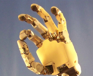 Prosthetic Hand, Modular Prosthetic Limb (MPL) v. 1.0, 2009