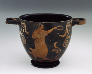 Skyphos (Drinking Cup) (Etruria (present-day Italy))