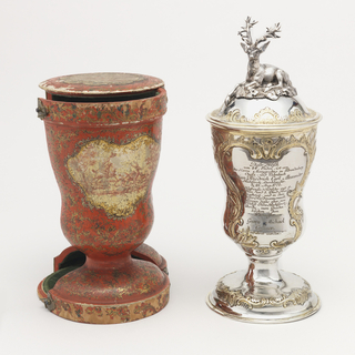 Trophy Cup And Case (Germany)