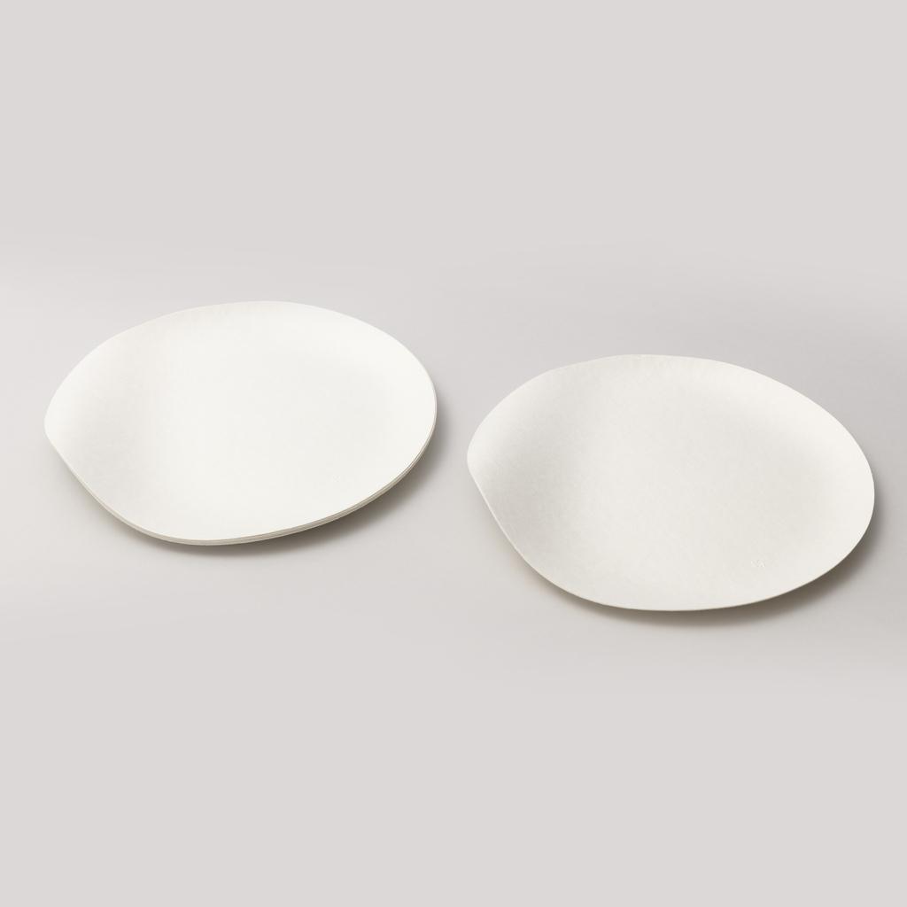 Maru square plate, large Plate