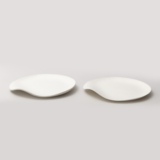 Maru square plate, large Plate, 2008