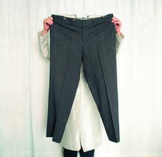Pants, Toscanini's, ca. 1935
