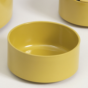 Compact Stacking Dinnerware Bowl, 1964