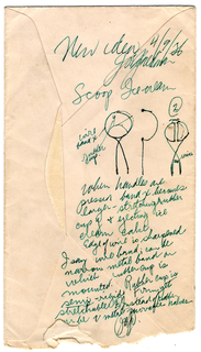 Sketch For New Idea For Ice Cream Scoop (USA), 1936
