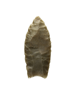 Fluted Point (USA), ca. 11,000 BCE