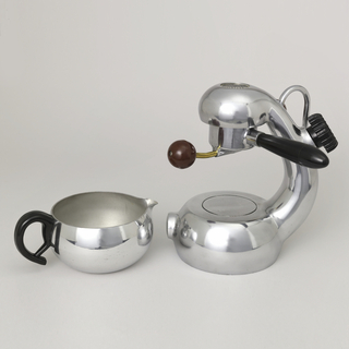 Atomic Espresso Maker, Patented in Italy 1946; this model ca. 1965