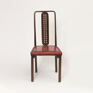 Dining Chair, from the Purkersdorf Sanatorium Dining Chair, 1904–1905