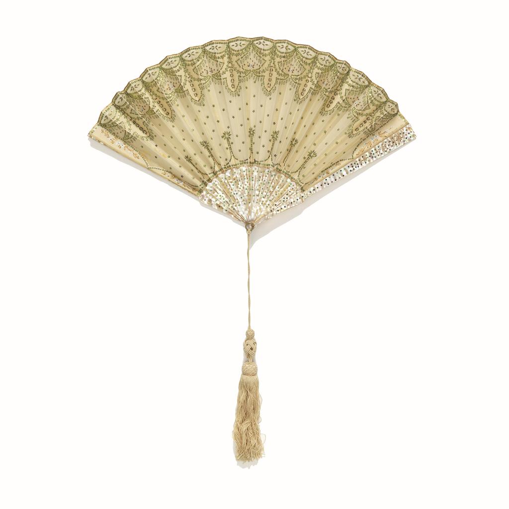 Pleated Fan (possibly USA)
