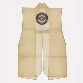 Man's Sleeveless Surcoat (Japan)