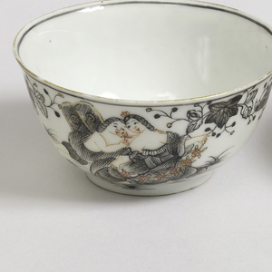 Cup And Saucer (China)