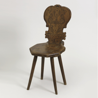 Chair (Switzerland), 18th century