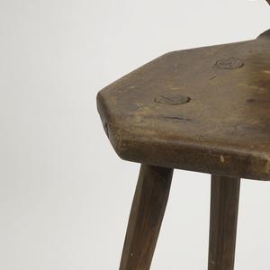 Chair (Switzerland), 18th century