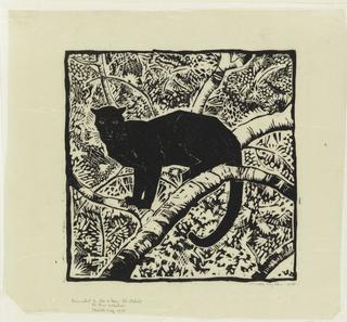 Print, Black Panther