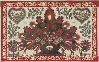 Cut Paper, Bouquet