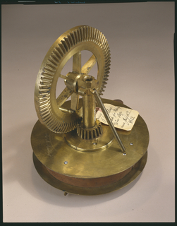 Patent Model For Wire Rope-making Machine, Patent No. 2,720 (USA), July 16, 1842