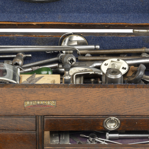 Machinist's Tool Chest (USA), early 20th century