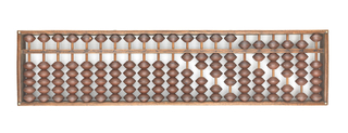 Soroban (Japanese Abacus) (Japan), ca. 1900