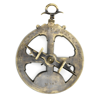Mariner's Astrolabe (replica) (USA), Original: 1602; replica: 1963