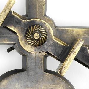 Mariner's Astrolabe (replica) (USA), Original: 1602; replica: 1963