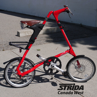 Bicycle, STRiDA EVO, 2012