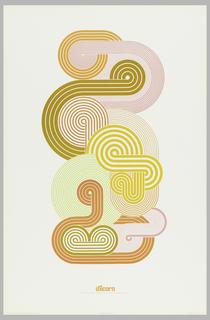 Poster, Unicorn, 1970