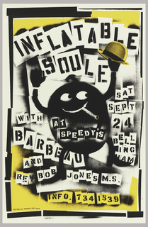 Poster, Inflatable Soule