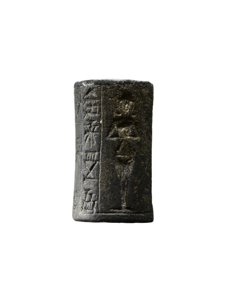 Inscription: be-el-šu-nu/ ARAD d.IM / ù d.ša-la (Belshunu, servant of [the gods] Adad and Shala)