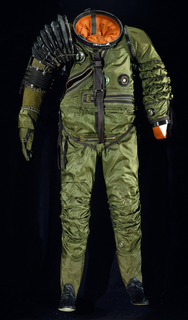 Mark V Pressure Suit (developmental) (USA), 1968