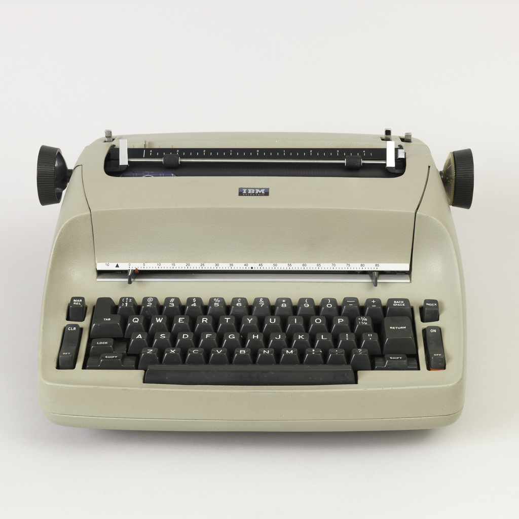 Selectric I Typewriter, 1961